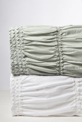 Harper Twin Duvet- White
