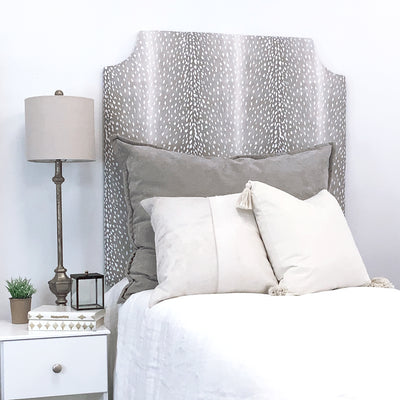 Headboard - Gray Stag