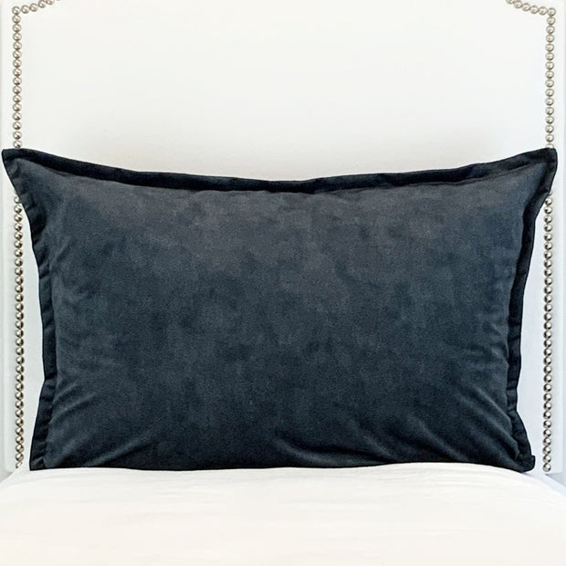 Huge Dutch Euro Pillow - Stingray Midnight