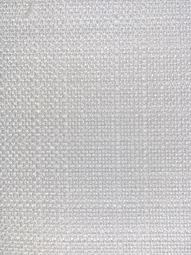 Fabric Swatch - Textured White