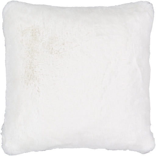 Teddy Bear Ivory Pillow