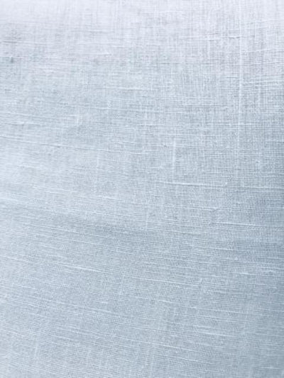 Fabric Swatch - Light Blue Linen