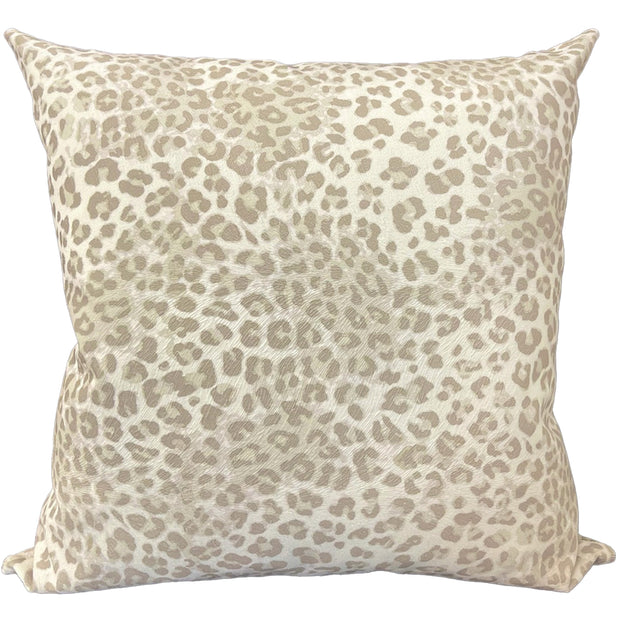 Lush Leopard Pillow