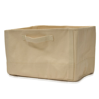 Canvas Storage Bin Large