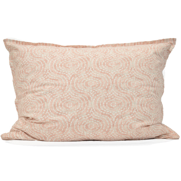 Huge Dutch Euro Pillow - Pink Jewel