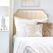 Headboard- Safari Metallic