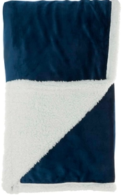 Sherpa Throw Navy