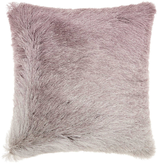 Shimmer Ombre Pillow - Lavender