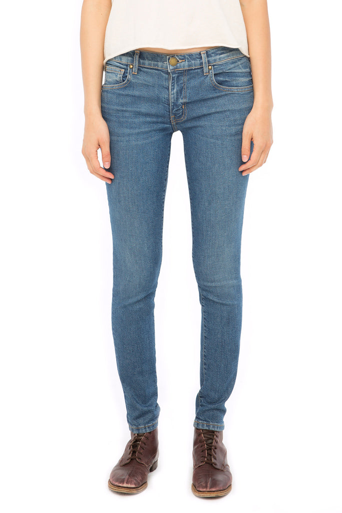 The Skinny Skinny Jean. - THE GREAT. by Emily & Meritt