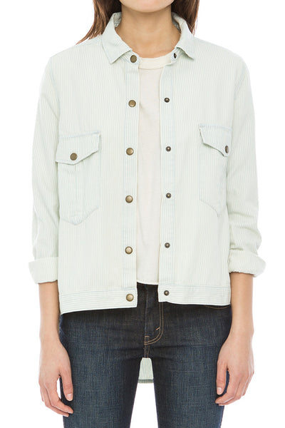 The Shirt Jacket. - THE GREAT. by Emily & Meritt