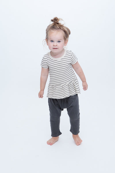 The Little Ruffle Tee. The Great Little. - THE GREAT. by Emily & Meritt
