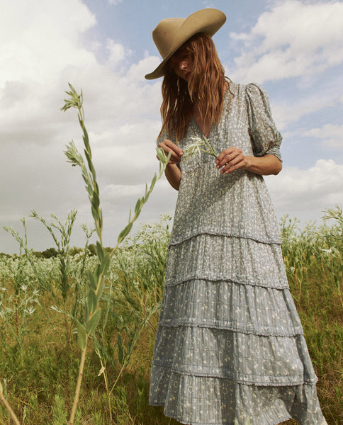 The Yonder Dress. -- PRAIRIE FLORAL