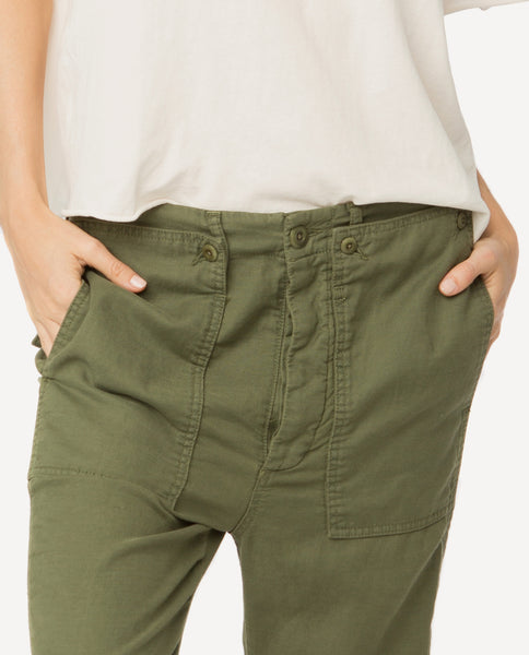 The Sailor Pocket Pant. -- Vintage Army