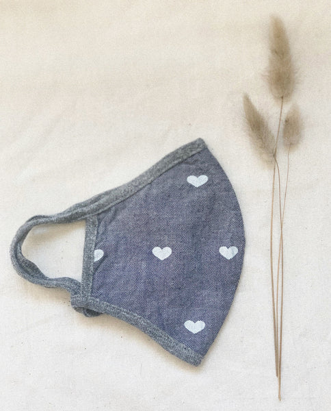 The Face Mask. -- Chambray Heart