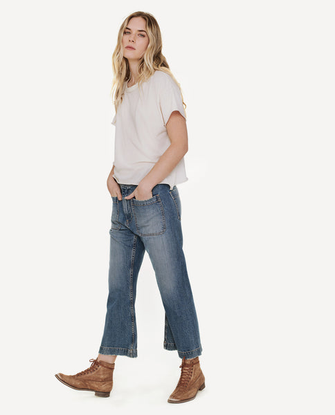 The Slouch Sailor Jean. -- Anchor Wash