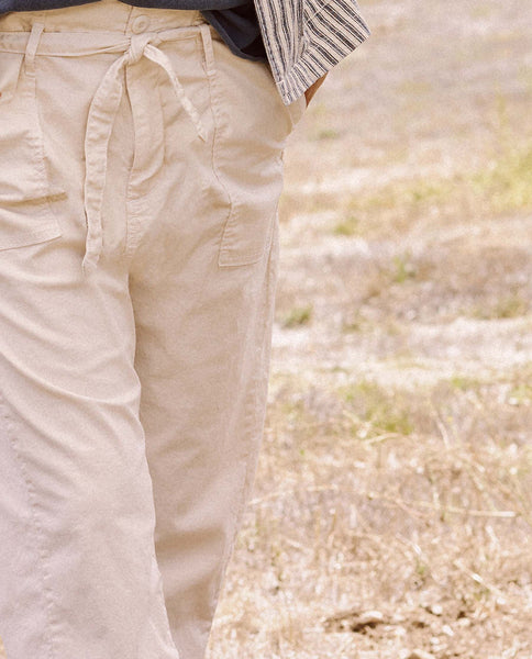 The Convertible Trouser. -- Natural