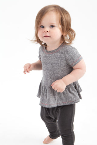 The Ruffle Tee. The Great Little. - THE GREAT. by Emily & Meritt