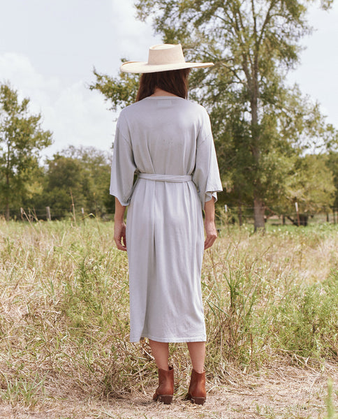 The Western Robe Dress. -- PRAIRIE SKY