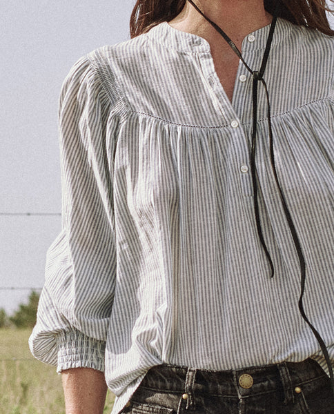 The Shepherd Top. -- THE WESTERN STRIPE