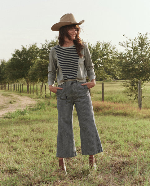 The General Pant. -- VINTAGE HICKORY STRIPE