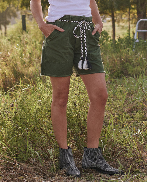The Vintage Army Short. -- ARMY