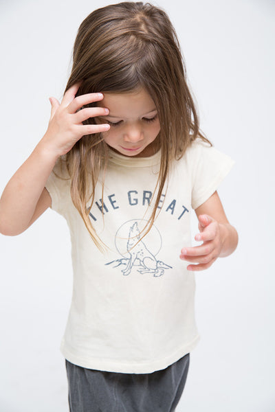 The Little Coyote Crew. The Great Little. - THE GREAT. by Emily & Meritt