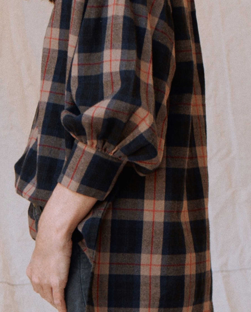 The Painter's Smock. -- Ranger Plaid
