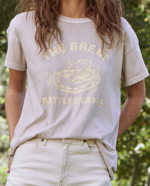 The Boxy Crew. Graphic -- OYSTER WITH RATTLESNAKE GRAPHIC