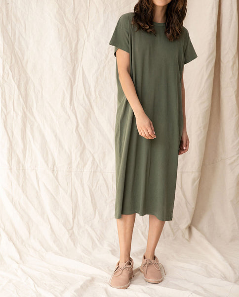 The Boxy Dress. -- OLIVE