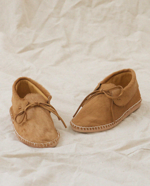 Exclusive The Canyon Moccasin. -- Desert