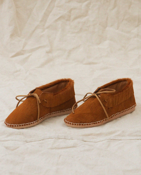 Exclusive The Canyon Moccasin. -- Amber