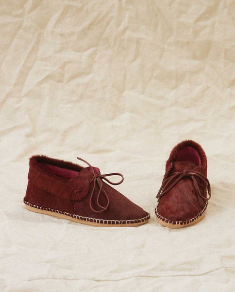 Exclusive The Canyon Moccasin. -- Jam