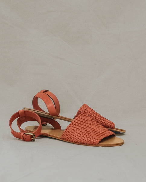 The Caravan Sandal. -- Pale Strawberry