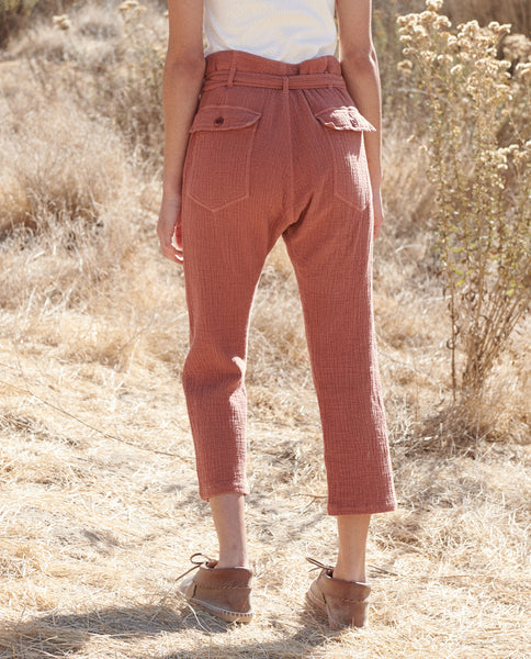 The Convertible Trouser. -- RUST