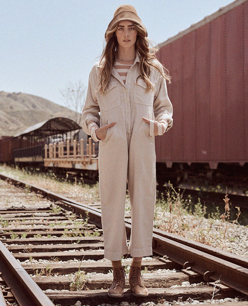 The Cropped Boiler Suit. -- STEAM