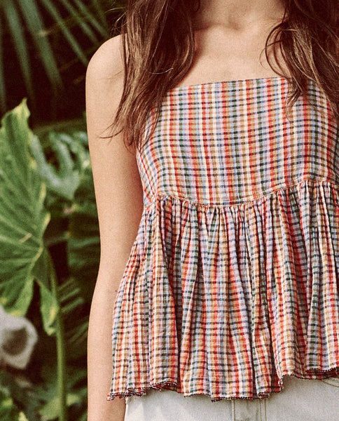 The Dainty Cami. -- MIDSUMMER PLAID