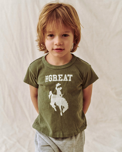 The Little Boxy Crew. GRAPHIC -- ARMY WITH COWGIRL GRAPHIC