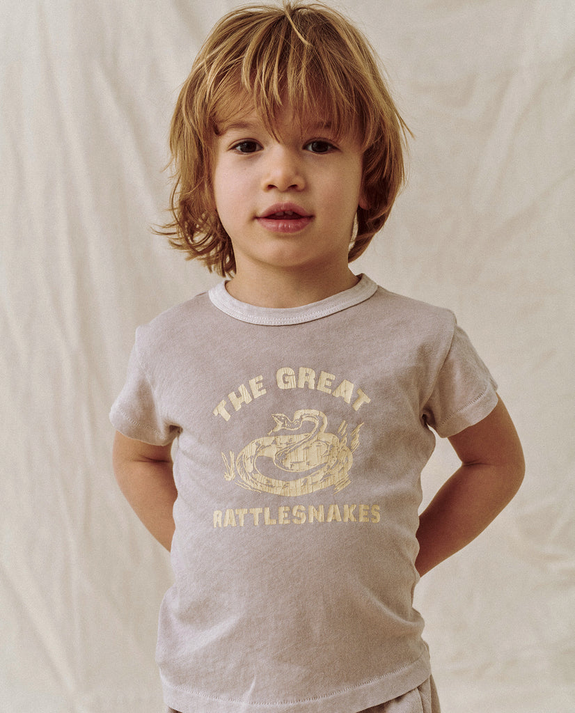 The Little Boxy Crew. Graphic -- Oyster With Rattlesnake Graphic