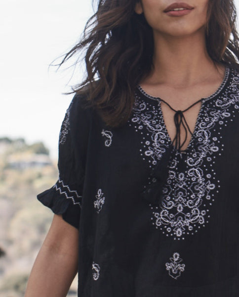The Mercantile Top. -- BLACK