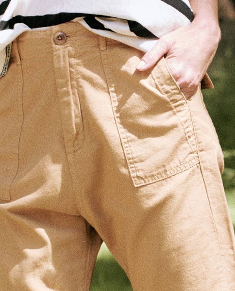 The Ranger Pant. -- SAFFLOWER