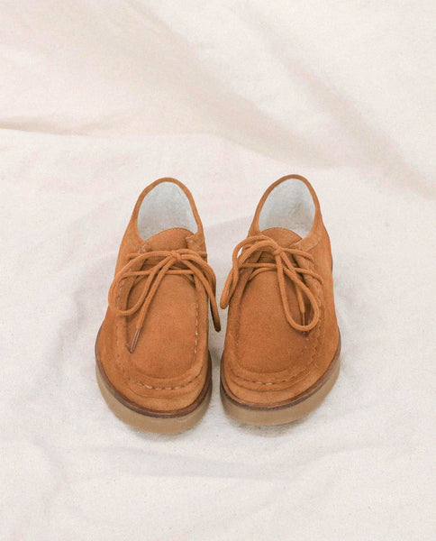 The Scout Shoe. -- WOOD