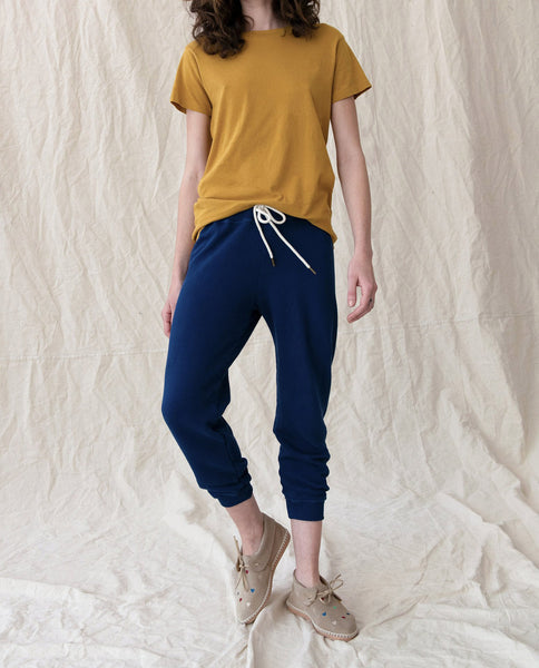 The Slim Tee. Solid -- BUTTERSCOTCH
