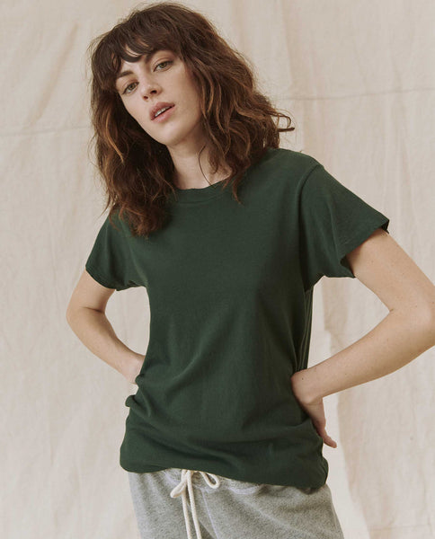 The Slim Tee. Solid -- CLOVER