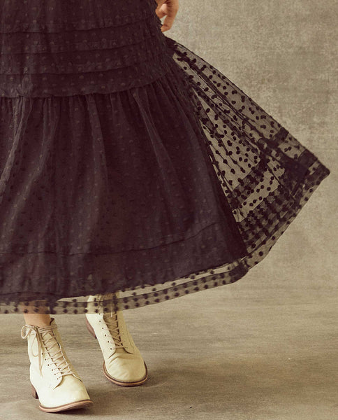 The Sway Skirt. -- Black