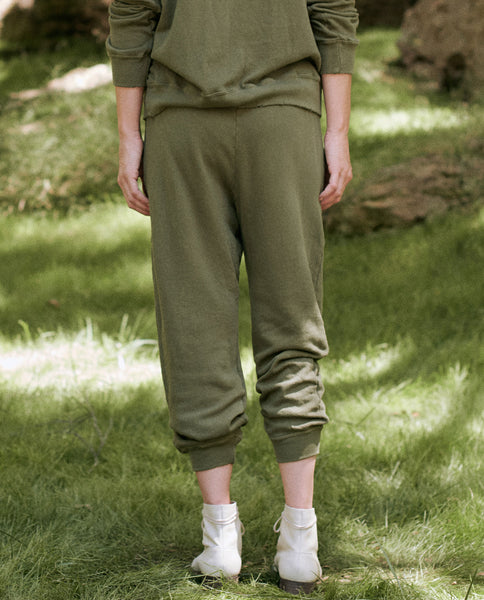 The Utility Sweatpant. -- BEAT UP ARMY