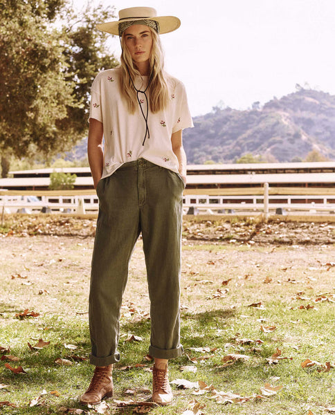 The Explorer Trouser. -- Antique Army