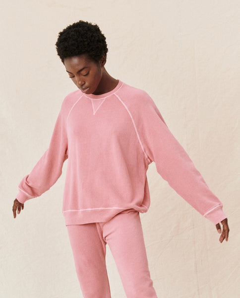 The Slouch Sweatshirt. -- Sugared Berry