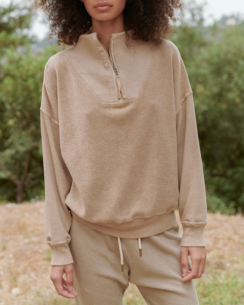 The Trail Sweatshirt. -- FAWN