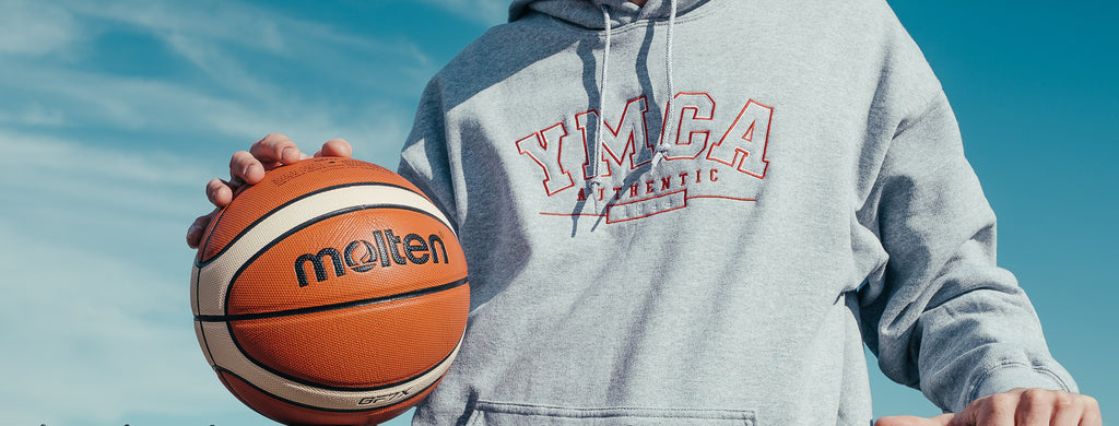 YMCA Authentic Range - Hoodies and Tees