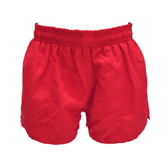 Boys Red & Navy Leisure Short
